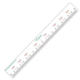 Eyebrow Measuring Ruler - 4