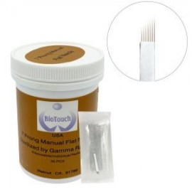 Microblade Kalıcı Makyaj İğnesi (Biotouch)
