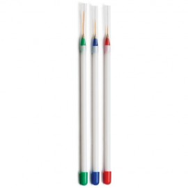 Kısa Desen Fırçası (3'lü)