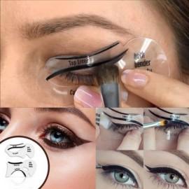 Catliner Eye Makeup Template