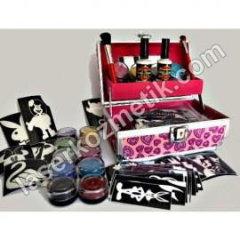 Glitter Tattoo Kit - Set-2