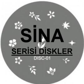 S SERIES 11 DESIGN STAMPING DISC